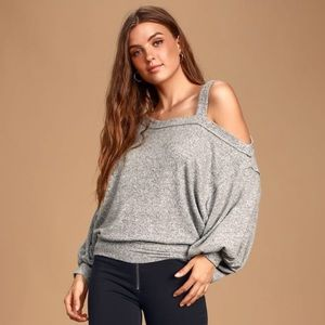 "NWT  Free People ""Flaunt it"" top"